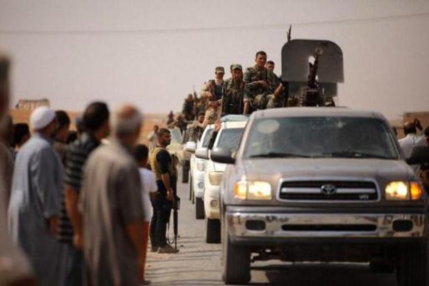Syrische troepen vechten deels aan zijde van Koerdische milities
