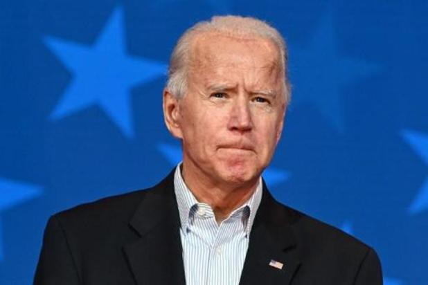 Biden bevestigt oprichting taskforce die coronavirus moet bedwingen