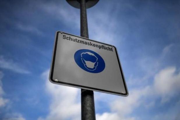 L'Allemagne enregistre un nouveau record avec plus de 18.000 contaminations journalières