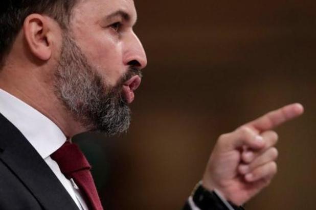 Motie van wantrouwen tegen Spaanse premier Sánchez