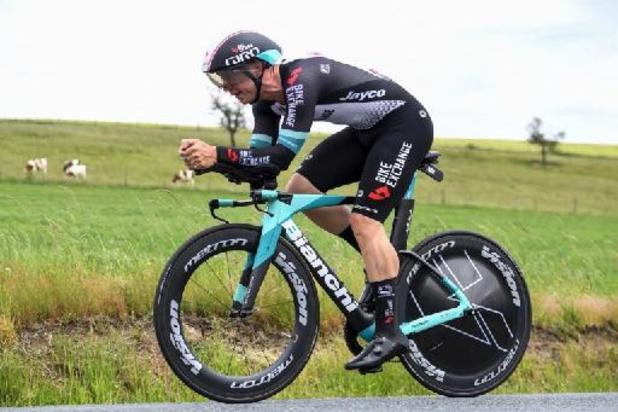 Ronde van Slovakije - Kaden Groves is snelste tegen de klok