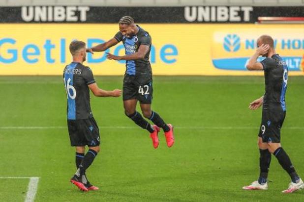 Jupiler Pro League - Club Brugge verslaat Rijsel in Brugse Metten, Standard verliest van Nice