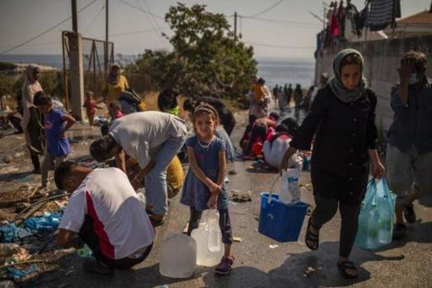 België wil tot 150 kwetsbare asielzoekers van Griekenland overnemen