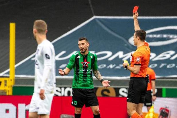 Jupiler Pro League - Cercle Brugge dreigt Velkovski door schorsing kwijt te spelen in degradatiestrijd
