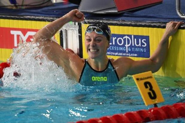 Eindhoven Qualification Meet - Kira Toussaint améliore le record d'Europe du 50m dos pour la 2e fois de la journée