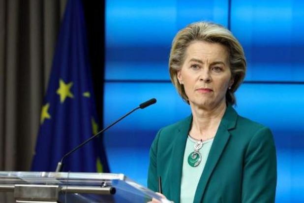 België krijgt derde schijf van 2,2 miljard euro voor financiering tijdelijke werkloosheid