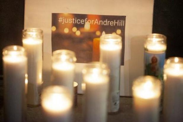 Amerikaanse agent die ongewapende zwarte man doodschoot in Columbus is ontslagen