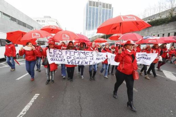 La FGTB manifeste pour un meilleur financement de la sécurité sociale