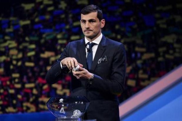 Primeira Liga - Iker Casillas n'exclut pas un retour sur les terrains