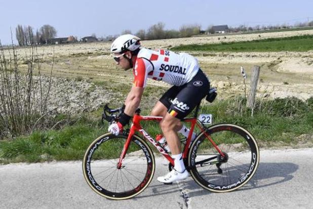 Le Britannique Adam Blythe raccroche son vélo