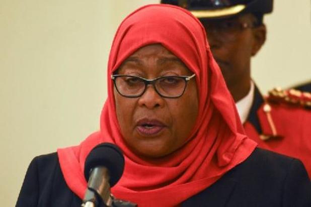 Nieuwe Tanzaniaanse presidente kondigt koerswijziging in coronabeleid aan
