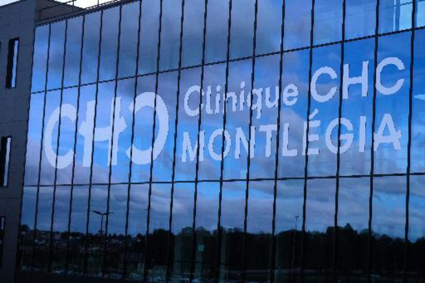 Le personnel d'opération du CHC MontLégia proteste contre une surcharge de travail