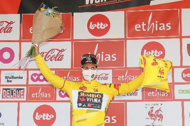 Vainqueur au sprint, Dylan Groenewegen est redevenu lui-même lors de la première étape du Tour de Wallonie