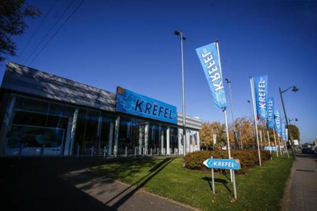 Krëfel levert gros van pakjes in Gent, Antwerpen en Brussel voortaan met bakfiets
