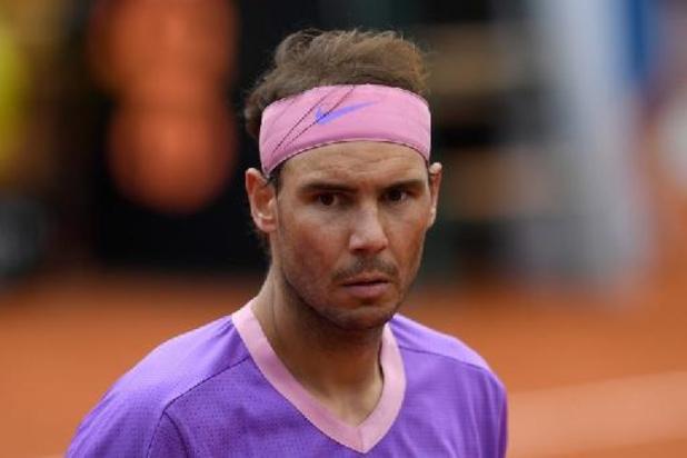 Rafael Nadal file en huitièmes de finale dans la douleur à Barcelone