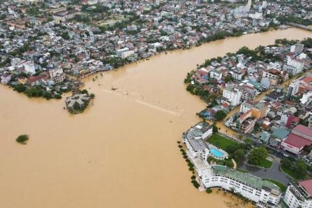 Stormweer eist minstens 18 doden in Vietnam