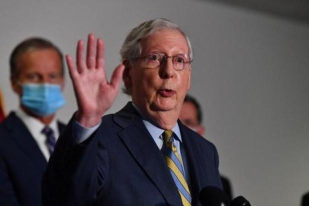 """Le chef des républicains au Sénat promet une """"transition en bon ordre"""" à la Maison Blanche"""