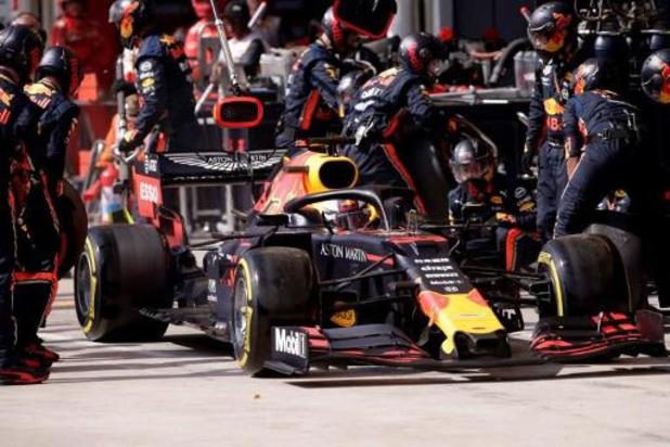Max Verstappen a réalisé l'arrêt au stand le plus rapide de l'histoire