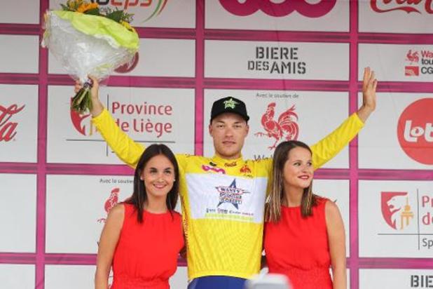 Le Tour de Wallonie se déclinera en quatre étapes entre Soignies et Erezée