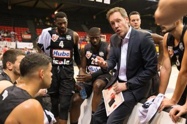 Euromillions Basket League - Large victoire pour Limburg United face à Liège