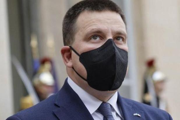 Estonie: démission du Premier ministre pour des allégations de corruption de parti