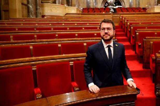 Separatist Aragonès nieuwe minister-president van Catalonië