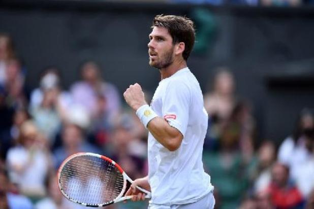 ATP Indian Wells - Cameron Norrie is eerste halvefinalist