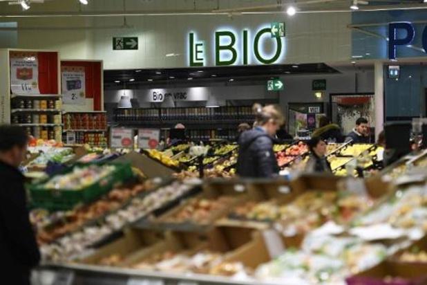 La consommation d'aliments issus de l'agriculture biologique est en hausse en Wallonie