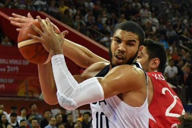 NBA - Tatum helpt Boston met 60 punten aan zege tegen San Antonio, nederlaag voor Brooklyn
