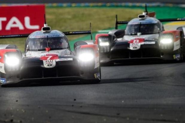 Derde overwinning op rij voor Toyota, Maxime Martin winnaar in GTE-Pro