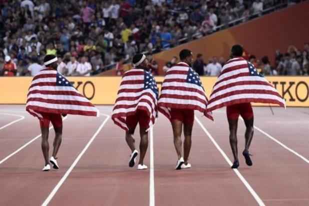 La fédération nationale d'athlétisme des États-Unis demande le report des Jeux Olympiques