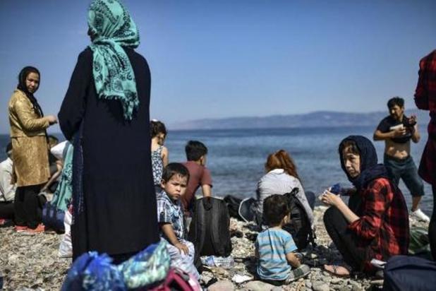 Kind verdronken en man vermist na botsing tussen boten in Egeïsche Zee