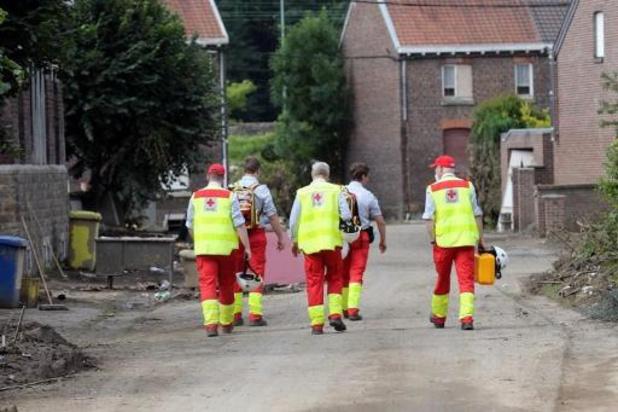 Rode Kruis-Vlaanderen schaalt aantal crisisvrijwilligers op naar 200 per dag