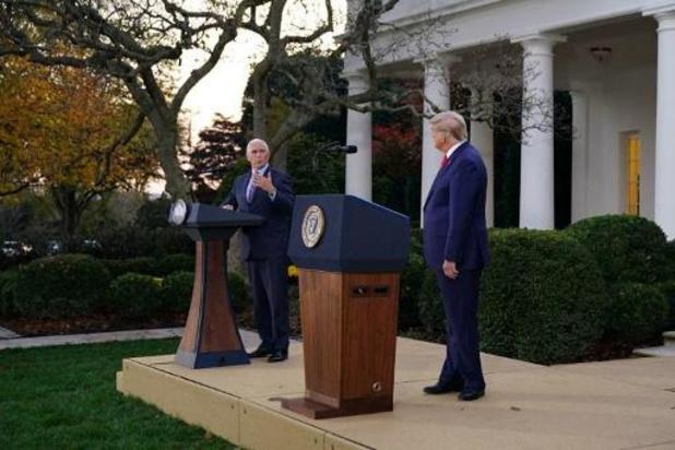 Présidentielle américaine 2020 - Trump évoque pour la première fois la possibilité d'une défaite