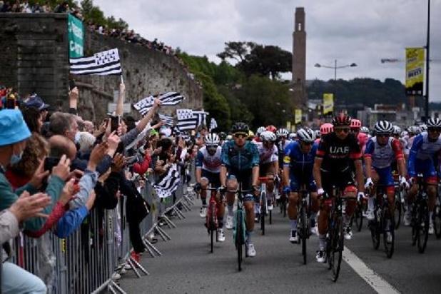 Le peloton du Tour de France 2021 compte 24% de néophytes
