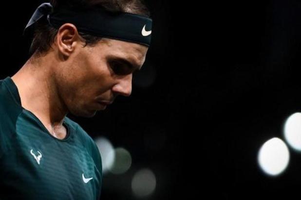 ATP Paris - Rafael Nadal remporte son 1000e match sur le circuit et file en 8es de finale