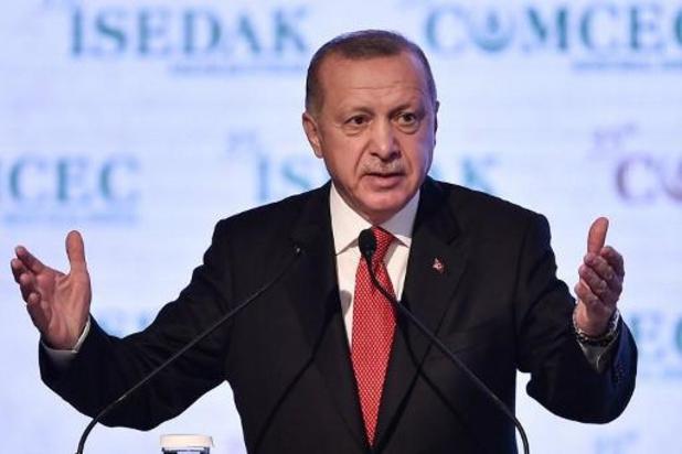 Op een week tijd zowat 3000 'illegale migranten' opgepakt in Turkije