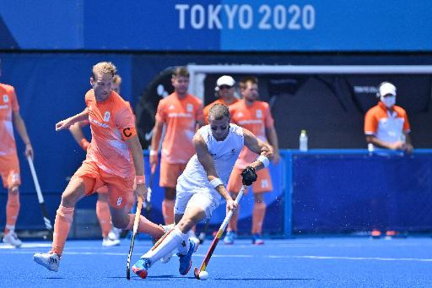 """JO 2020 - """"Nous étions supérieurs dans le jeu et physiquement aux Pays-Bas"""", jugent les Red Lions"""