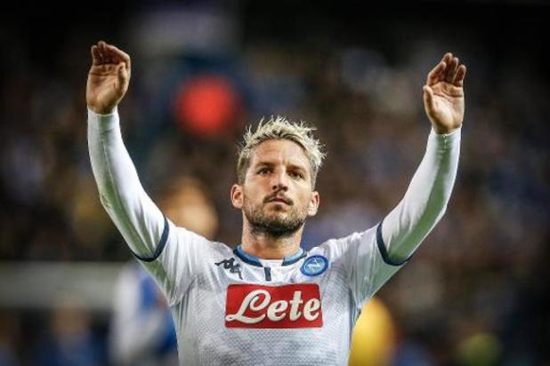 """Ligue des Champions - Dries Mertens (Naples): """"J'aurais été fier si nous avions gagné"""""""