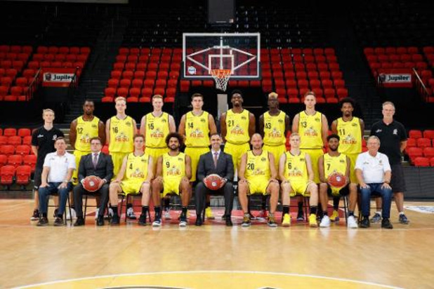 Champions League basket - Geen Final 8 voor Filou Oostende