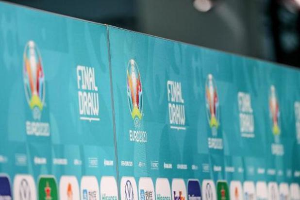 Tirage EURO 2020 - Les groupes du championnat d'Europe du 12 juin au 12 juillet
