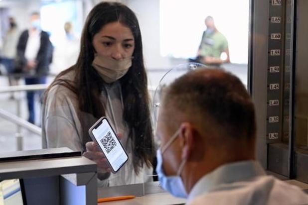 Passenger Locator Form kan vanaf 1 oktober 180 dagen op voorhand worden ingevuld