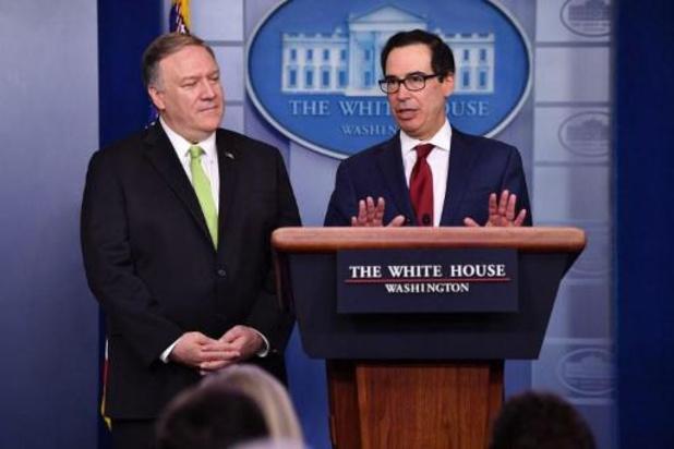 Nieuwe Amerikaanse sancties tegen Iran treffen vooral staalsector