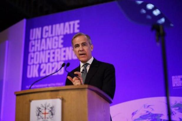 COP26: de hauts responsables économiques pressent la finance de s'engager