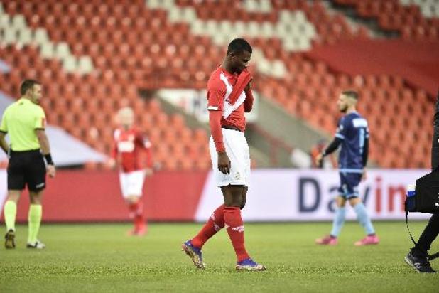 Jupiler Pro League - Obbi Oularé quitte le Standard et s'engage pour trois saisons avec Barnsley