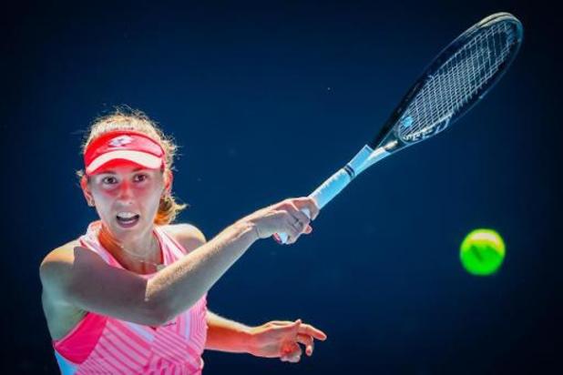 Open d'Australie - Elise Mertens se qualifiée pour le 3e tour