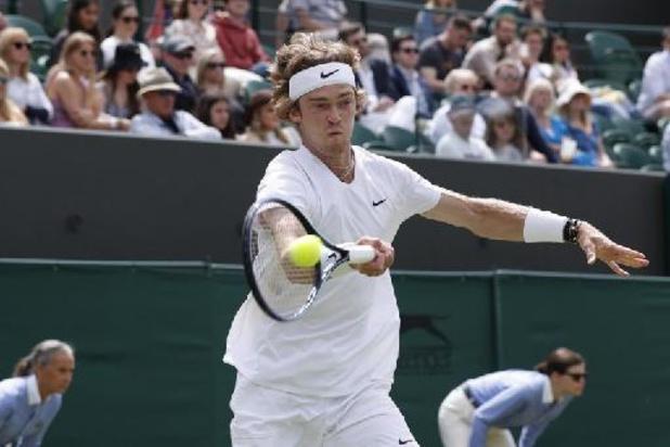 ATP Cincinnati - Andrey Rublev surprend Medvedev et file en finale