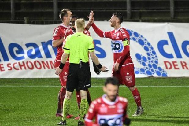 Croky Cup - KV Kortrijk voorbij Lommel naar achtste finales