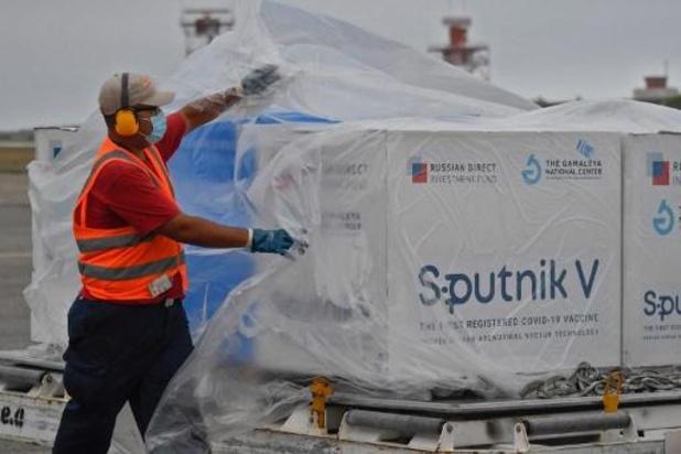 L'Autriche négocie l'achat d'un million de doses de Spoutnik V