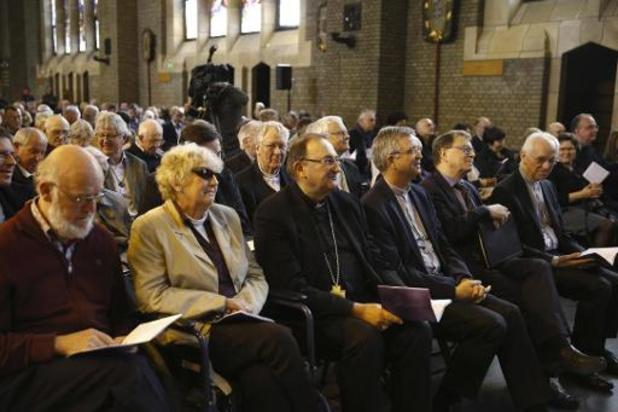 """Belgische bisschoppen: """"Klimaat van respect, erkenning en integratie blijven volgen"""""""